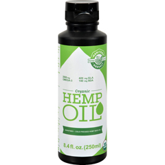 HGR0517417 - Manitoba Harvest - Organic Hemp Oil - 8 fl oz