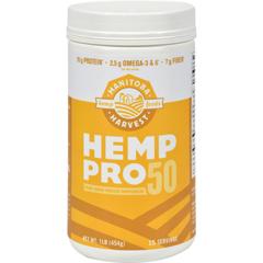 HGR0517425 - Manitoba HarvestHemp Pro 50 - 16 oz