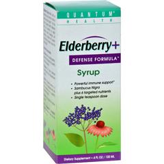 HGR0518845 - Quantum ResearchQuantum Elderberry Syrup - 4 fl oz