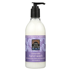 HGR0520817 - One With Nature - Dead Sea Mineral Restorative Hand Wash Lavender - 12 fl oz