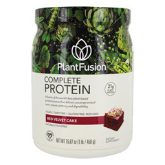 HGR0523761 - PlantfusionNatures Most Complete Plant Protein - Chocolate Raspberry - 1 Lb.