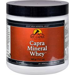 HGR0523878 - Bernard JensenMt. Capra Mineral Whey Powder - 12.7 oz