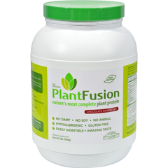 HGR0523886 - PlantfusionNatures Most Complete Plant Protein - Chocolate Raspberry - 2 Lb.