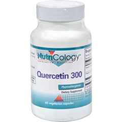 HGR0524397 - NutricologyNutriCology Quercetin 300 - 60 Capsules