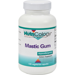 HGR0524678 - NutricologyNutriCology Mastic Gum - 120 Capsules