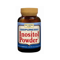 HGR0525873 - Only NaturalPure Inositol Powder - 4 oz