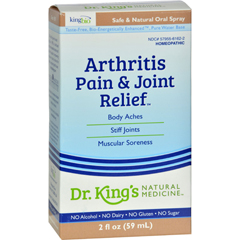 HGR0529495 - King Bio HomeopathicArthritis and Joint Relief - 2 fl oz