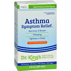 HGR0529511 - King Bio HomeopathicAsthma Free - 2 fl oz