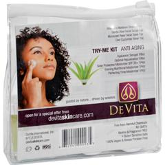 HGR0529669 - Devita Natural Skin CareTry-Me Anti-Aging Sampler - 1 Kit