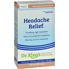 HGR0529776 - King Bio HomeopathicHeadache Relief - 2 fl oz