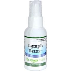 HGR0529859 - King Bio HomeopathicLymph Detox - 2 fl oz