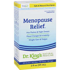 HGR0529875 - King Bio HomeopathicMenopause Relief - 2 oz