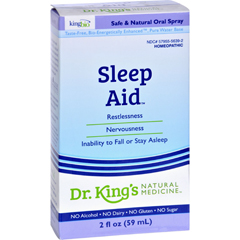 HGR0529933 - King Bio HomeopathicSleep Aid - 2 fl oz