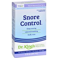 HGR0529974 - King Bio HomeopathicSnore Control - 2 fl oz