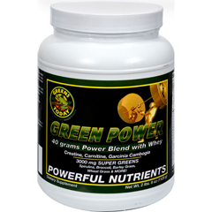 HGR0530899 - Greens TodayPowerhouse Formula Cellular Energy - 2.8 lbs