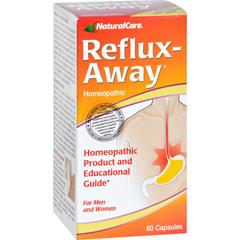 HGR0531814 - Natural CareReflux-Away - 60 Capsules
