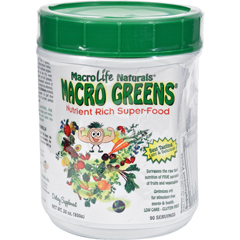 HGR0532671 - MacroLife NaturalsMacro Greens - 30 oz