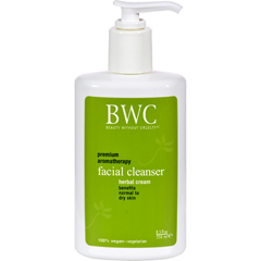 HGR0536649 - Beauty Without CrueltyFacial Cleanser Herbal Cream - 8.5 fl oz
