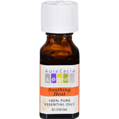 HGR0536870 - Aura CaciaPure Essential Oils Soothing Heat - 0.5 fl oz