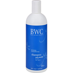 HGR0537449 - Beauty Without Cruelty - Daily Benefits Shampoo - 16 fl oz
