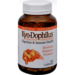 HGR0541185 - Kyolic - Kyo-Dophilus Digestion and Immune Health - 180 Capsules