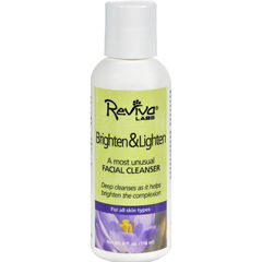 HGR0547158 - Reviva LabsFacial Cleanser Brighten and Lighten - 4 fl oz