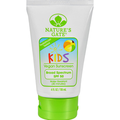 HGR0547364 - Nature's GateKids Block SPF 50 Sunscreen Lotion - 4 fl oz