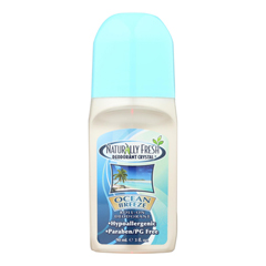 HGR0548842 - Naturally Fresh - Roll-On Deodorant Crystal Ocean Breeze - 3 oz.
