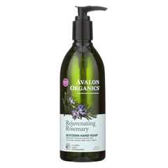 HGR0549493 - Avalon - Organics Glycerin Liquid Hand Soap Rosemary - 12 fl oz