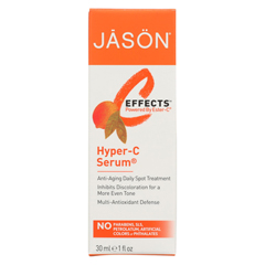 HGR0551184 - Jason Natural ProductsC-Effects Powered By Ester-C Pure Natural Hyper-C Serum - 1 fl oz