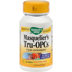 HGR0562223 - Nature's WayMasqueliers Tru-OPCs - 75 mg - 90 Tablets