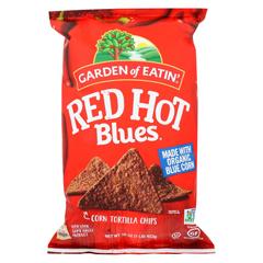 HGR0562884 - Garden of Eatin' - Red Hot Blues - Red Hot - Case of 12 - 16 oz.