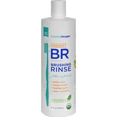 HGR0565820 - Essential OxygenOrganic Brushing Rinse Peppermint - 16 fl oz