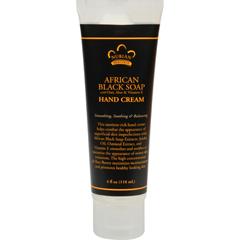 HGR0566190 - Nubian HeritageHand Cream African Black Soap - 4 fl oz