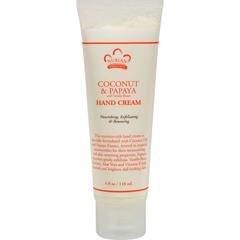 HGR0566729 - Nubian HeritageHand Cream Coconut And Papaya - 4 oz