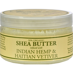 HGR0567172 - Nubian HeritageShea Butter Infused With Indian Hemp And Haitian Vetiver - 4 oz