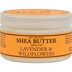 HGR0567420 - Nubian HeritageShea Butter Infused With Lavender And Wildflowers - 4 oz