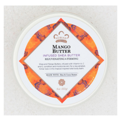 HGR0567784 - Nubian HeritageMango Butter Infused with Shea Oil and Vitamin C - 4 oz