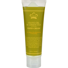 HGR0567826 - Nubian HeritageHand Cream Olive and Green Tea - 4 oz