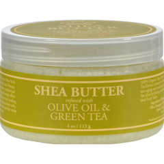 HGR0567842 - Nubian HeritageShea Butter Infused With Olive Oil And Green Tea Extract - 4 oz