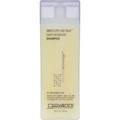 HGR0571356 - Giovanni Hair Care ProductsGiovanni Smooth As Silk Deep Moisture Shampoo - 8.5 fl oz
