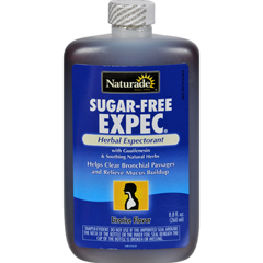 HGR0572909 - NaturadeSugar Free EXPEC Herbal Expectorant - 8.8 fl oz
