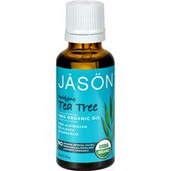 HGR0576140 - Jason Natural ProductsTea Tree Oil Organic - 1 fl oz
