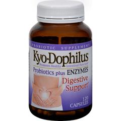 HGR0580043 - KyolicKyo-Dophilus Probiotics Plus Enzymes - 120 Capsules