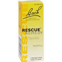 HGR0580258 - BachFlower Remedies Rescue Remedy Stress Relief Tincure - 0.35 fl oz