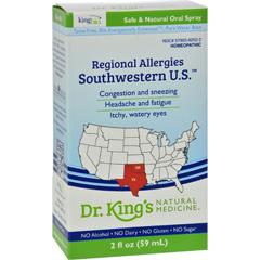 HGR0580795 - King Bio HomeopathicSouthwestern U.S. - 2 fl oz