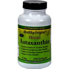 HGR0580936 - Healthy OriginsAstaxanthin - 4 mg - 150 Softgels