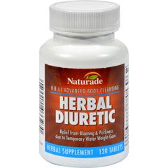 HGR0581801 - NaturadeKB 11 Herbal Diuretic - 120 Tablets