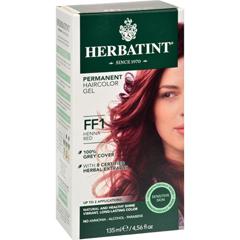 HGR0582239 - HerbatintHaircolor Kit Flash Fashion Henna Red FF1 - 1 Kit