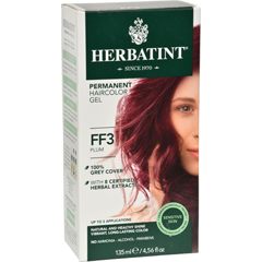 HGR0582312 - HerbatintHaircolor Kit Flash Fashion Plum FF3 - 1 Kit